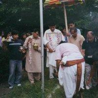 Arathi during procession