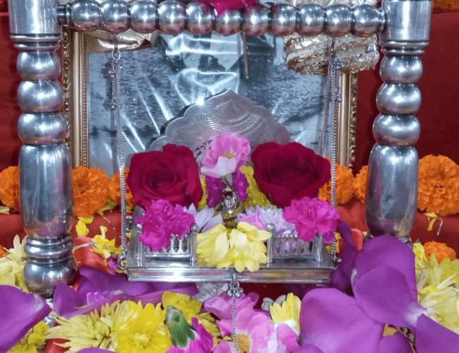 Jhula Seva during Ramnavami